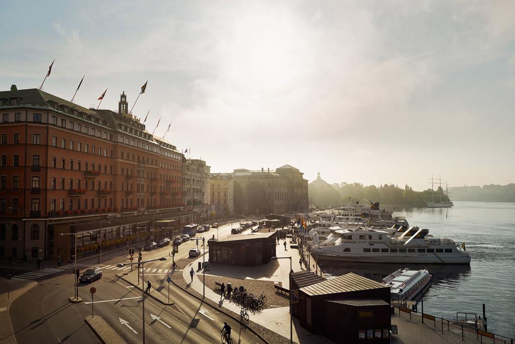Grand Hôtel Stockholm väljer BizView