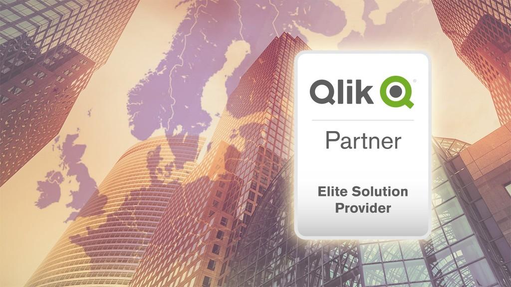 Climber now Qlik Elite Partner across Europe