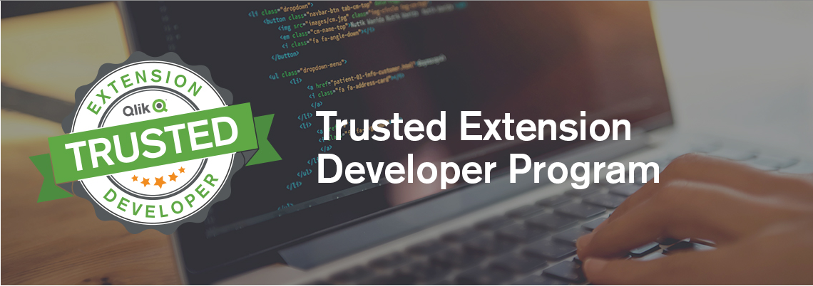 Qlik announces Trusted Extension Developer program