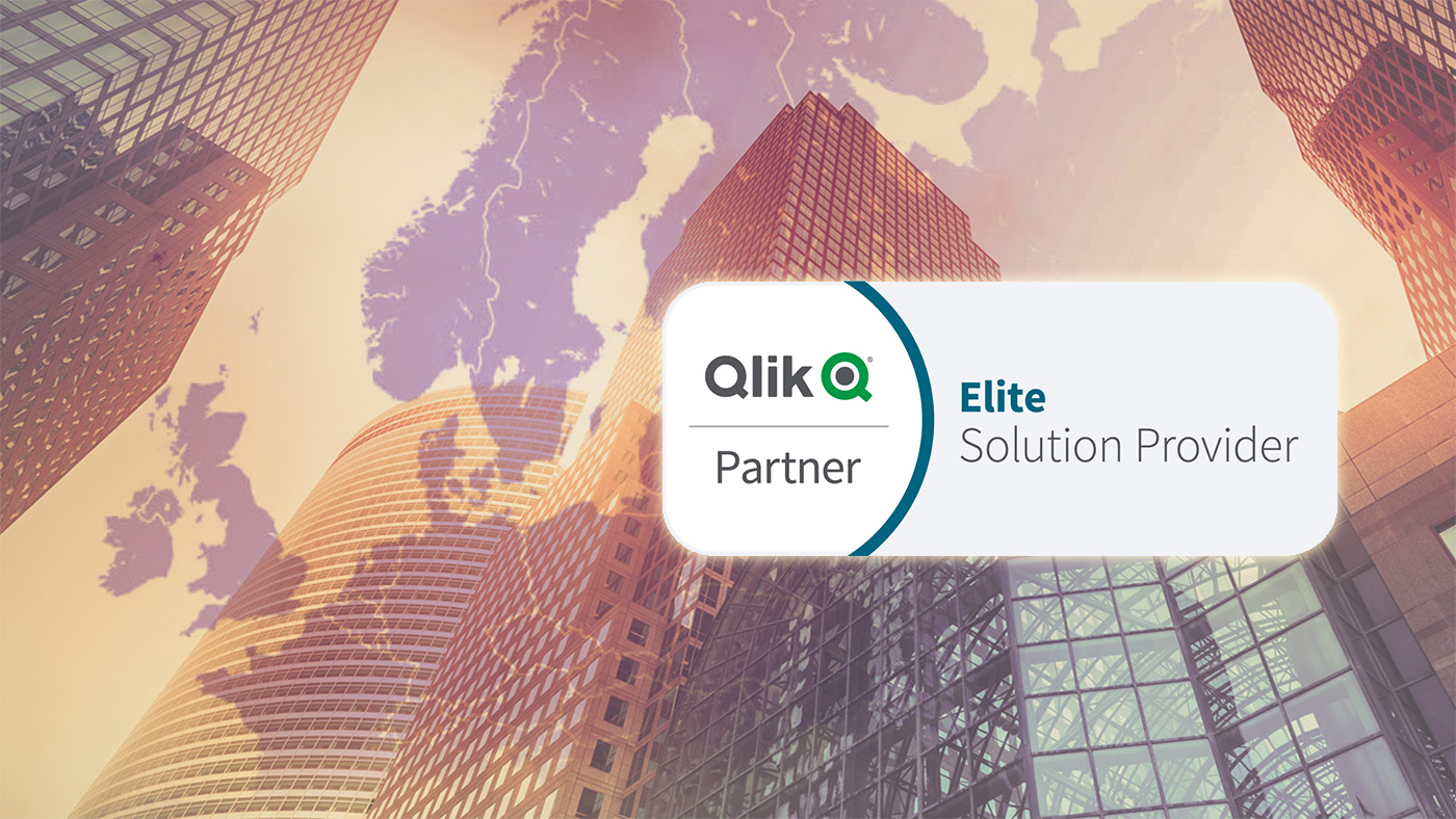 Climber now Qlik Elite Enterprise Partner across Europe