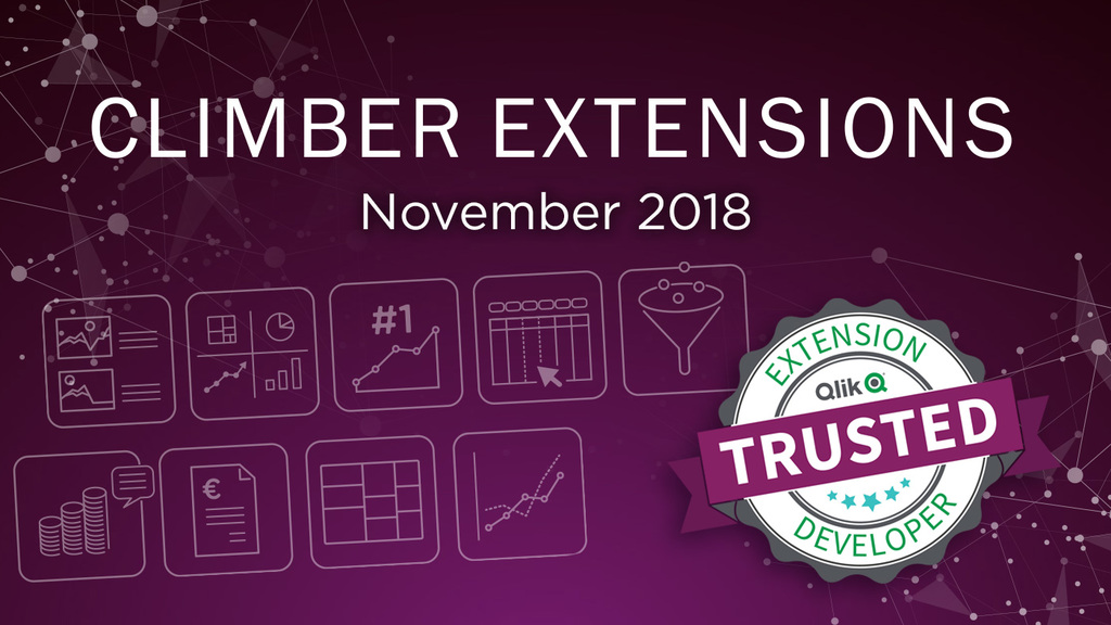 Climber Extensions November release is here!