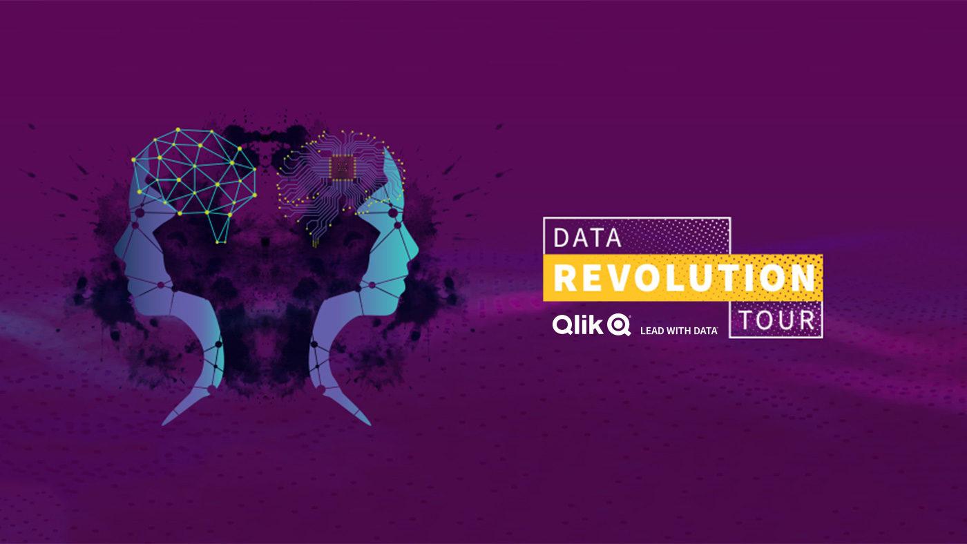 Register for The Qlik Data Revolution Tour 2019!