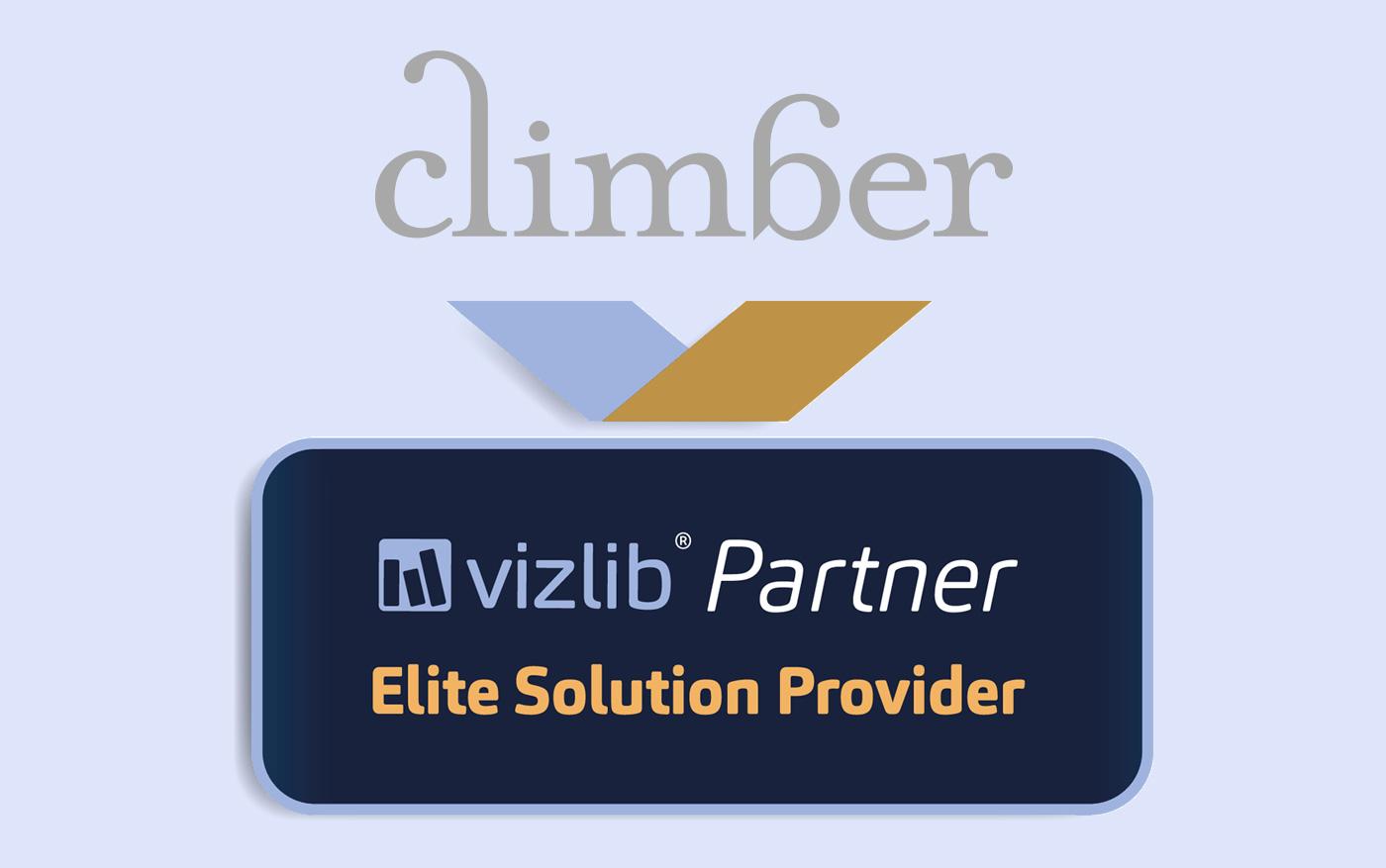 Climber Vizlib elite partner