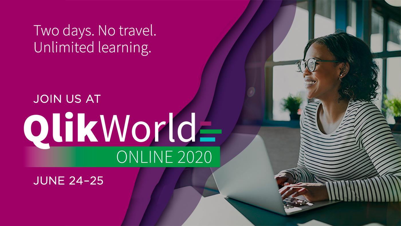 Climber QlikWorld Online 2020