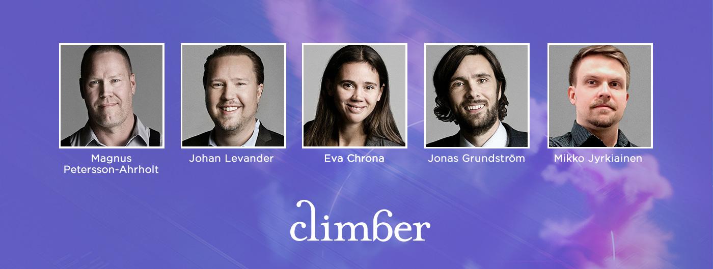 Climber Qlik Analytics Tour 2021 Speakers