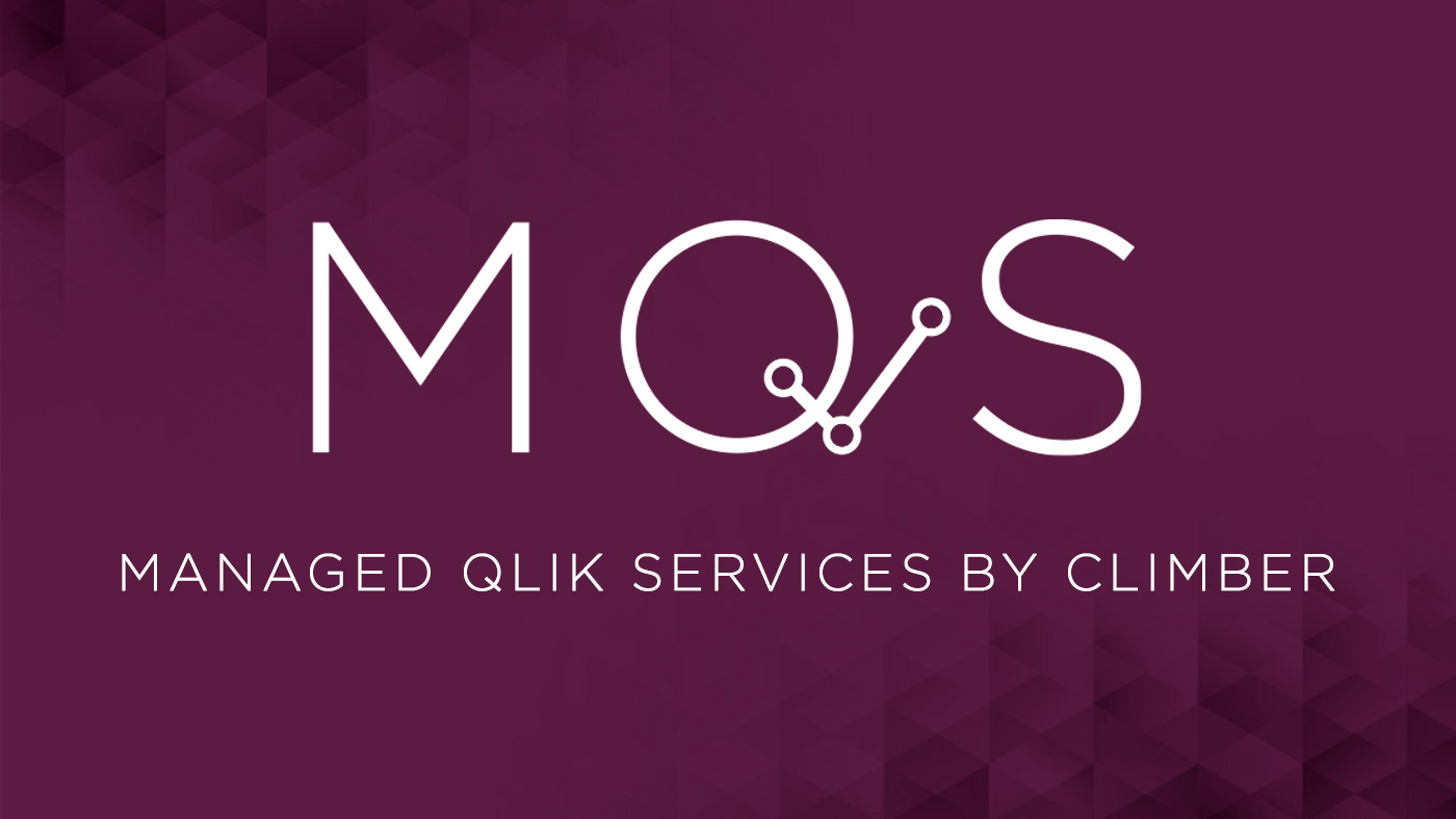 Managed Qlik Services by Climber